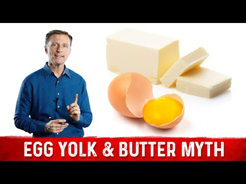 The Egg Yolk and Butter Myth
