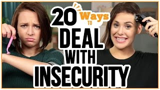 20 Ways to Deal With Your INSECURITIES - w/ Alexis G. Zall and Ayydubs