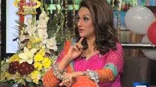 Dunya News- Mazaq Raat Eid Special Show- 29-07-2014