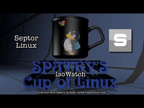 IsoWatch: Septor Linux