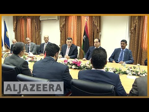 🇱🇾  🇫🇷 Libya's rival factions to meet in Paris to end political deadlock | Al Jazeera English