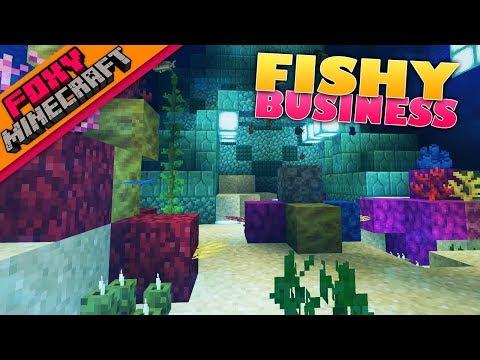 Minecraft | AQUARIUM | Foxy's Bedrock Survival [53]