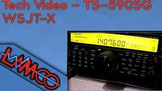 Kenwood TS-590SG Panadaptor SDRPlay RSP2 - PakVim net HD Vdieos Portal