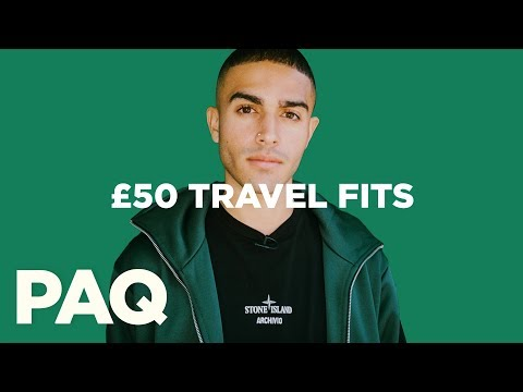 PAQ Ep #11 - Buying Flyer Fits for £50 (Streetwear on a Budget)
