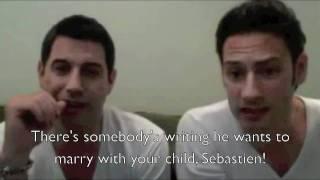 Il Divo Webcam Sessions - Seb/Urs