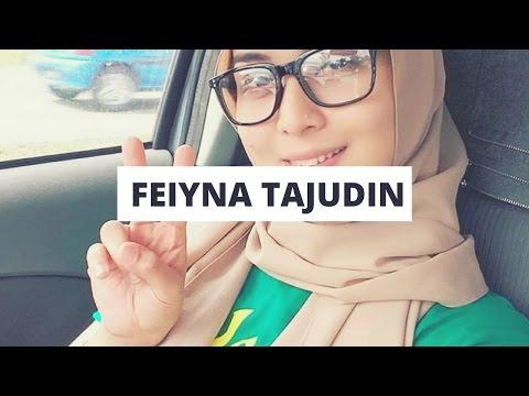 Cantik ke Feiyna Tajudin ni?