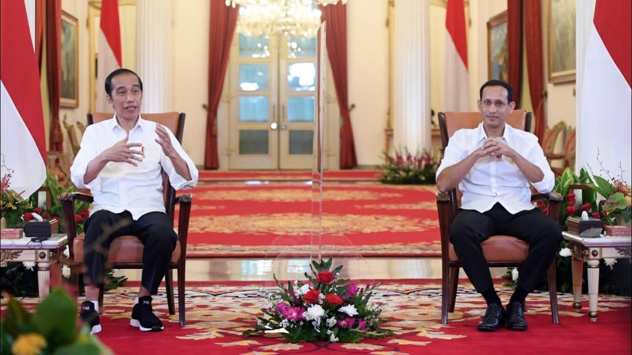 Bincang Bersama Presiden Jokowi dalam rangka Festival Kampus Merdeka 2021, 15 Juni 2021