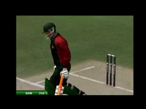 AB de Villiers Batting Highlights | South Africa vs Bangladesh | EA Sports Cricket 07 *AUTOPLAY*