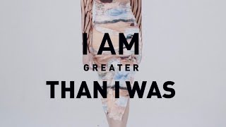 I AM GREATER THAN  I WAS :  Become greater than you are, become CUCL74