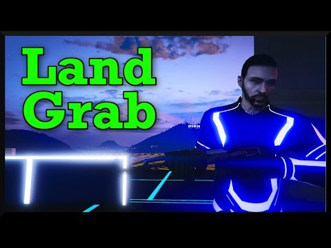 GTA 5: Land Grab Adversary Mode Review! (New Special Vehicle Circuit Event Gamemode)