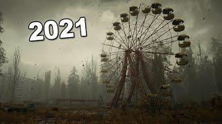 30 Новых Игр на ПК 2021 Года