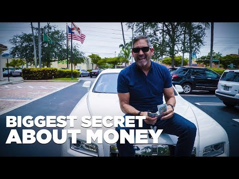 Biggest Secret about Money - Grant Cardone