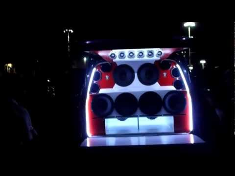 sound car estacionamiento de makro 2013 2