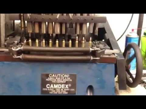223 Camdex automatic loading machine
