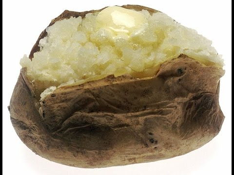 How to Cook Quick Baked Potatoes in the Microwave: Cooking with Kimberly
