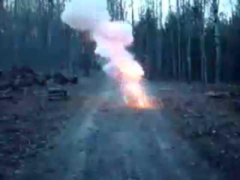 Naphthalene Fireball