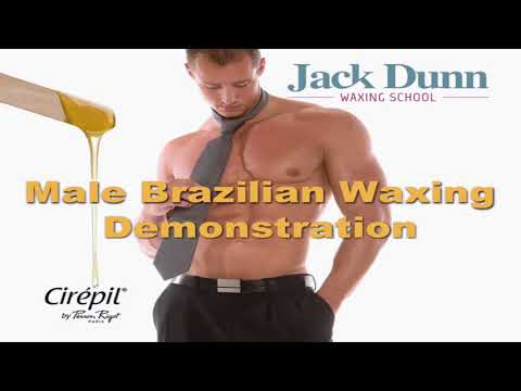 anal bleaching demo
