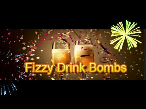 DIY Making Fizzy Cocktail Bath/Drink Bombs | Margarita Drink Bombs