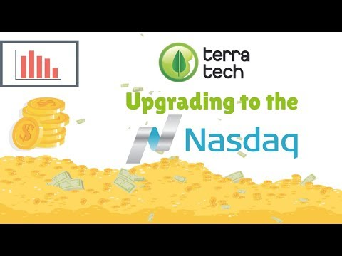 Terra Tech Corp a Buy?Terra Tech Corp moving to the NASDAQ?