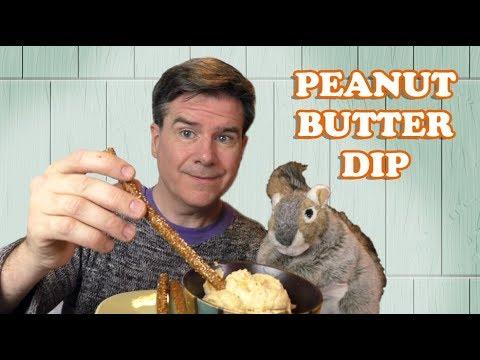 Peanut Butter Dip:  3 Ingredient Recipes