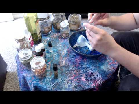 DIY: Making Magickal Oils