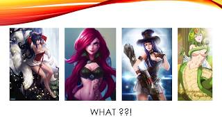 Lux TG Body Swap (League of Legends) - The Most Popular High Quality