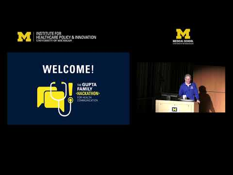 University of Michigan Gupta Family Hackathon: Project Pitches
