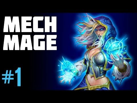 Hearthstone: Mech Mage Deck