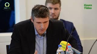 Александер Шкурла про зростання незаконних рубок і наведення порядку в лісгоспах. Green Video