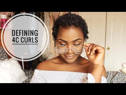 HOW TO | Define Curls for Short Natural Hair (NO GEL) | TWA