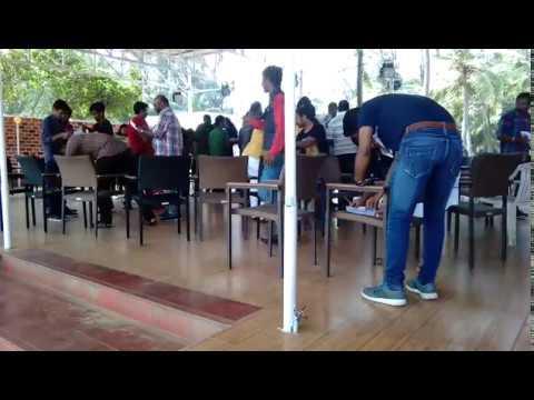 Human Bingo Team Bonding Game at Blue Bay resorts_Chennai Event Host Thamizh