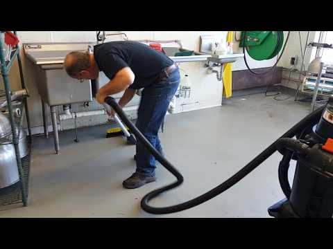 The Most Effective Commercial Kitchen Cleaning Machine Ever Made