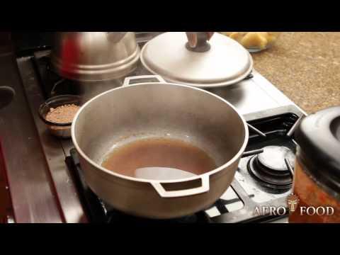 West African Okra Stew/Soup (African Gumbo)