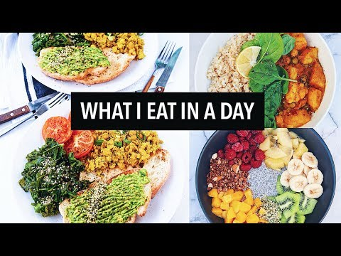 What I Eat In A Day #69 | Vegan