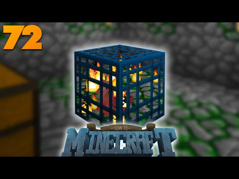 How To Minecraft | #72 | MOB SPAWNER, FINALLY! (How To Minecraft SMP)
