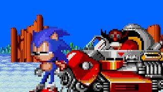 Eggman Boss Calamity Sonic 2 Edition