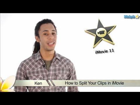 Learn iMovie 11 - Splitting Clips