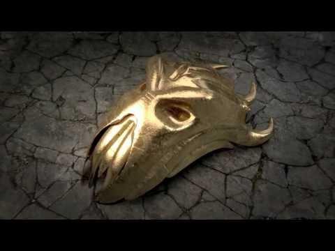Miraak Mask Blender 2.67