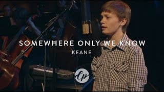 Keane - Somewhere Only We Know - Live Performance with Orchestra & Choir