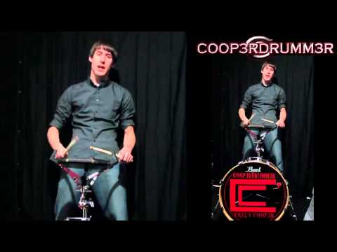 3 Quick Steps To Faster Hands & Feet! - Drum Lesson