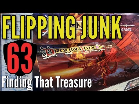 Flipping Junk [63] Finding Some Treasures at Goodwill to Resell on Ebay and Amazon