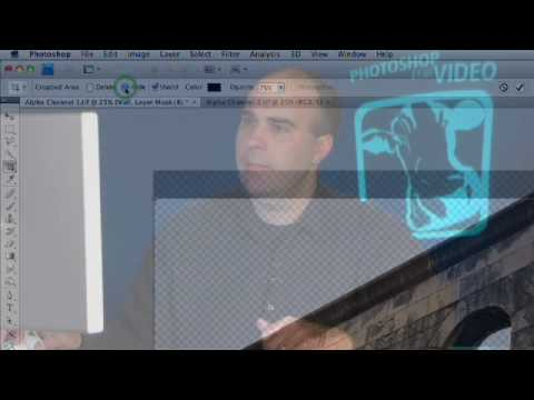 Alpha Channels - Photoshop for Video