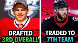 The Most DISAPPOINTING NHL Draft Picks of the Last Decade
