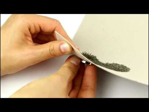 How to make magnetic field lines visible - supermagnete