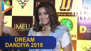 SPOTTED: Tanushree Dutta, Ishita Dutta & Vatsal Sheth @Dream Dandiya 2018 | Part 3
