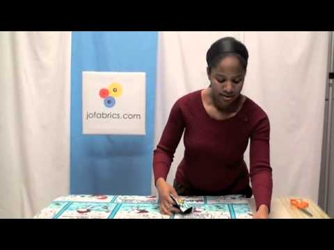 How To Make A No-Sew Fleece Tie Blanket J&O Fabric Store