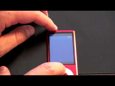iPod Nano Features Overview (5G)
