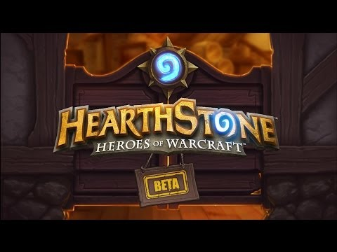 First Crack - Hearthstone: Heroes of Warcraft (Beta)