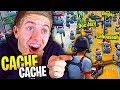LE MEILLEUR CACHE-CACHE LE PLUS DRÔLE SUR FORTNITE CRÉATIF !!! (Ft. Lebouseuh, Doc Jazy ...)