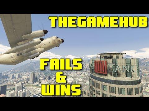TGH EPIC MOMENTS : WINS & FAILS #1